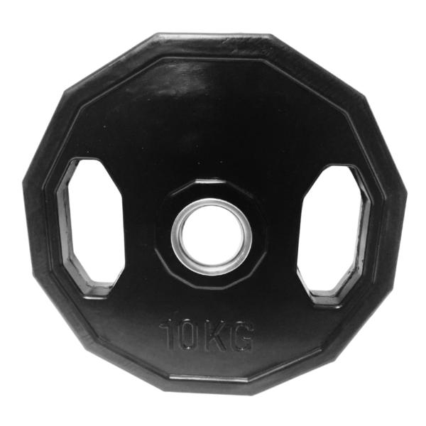ASG Vægtskive 10 KG Ø50