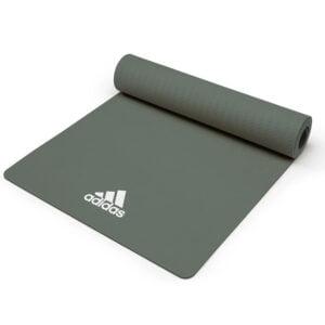Adidas Raw Green 8 mm Yogamåtte