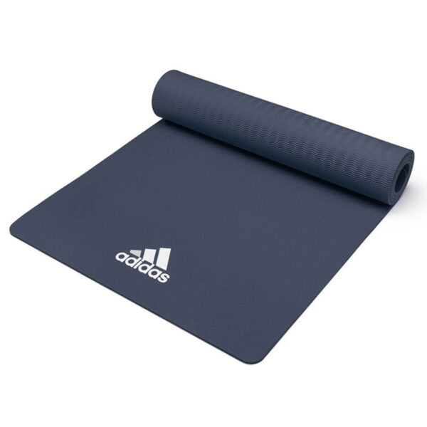 Adidas Trace Blue 8 mm Yogamåtte