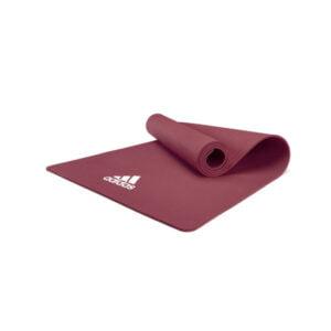 Adidas Yogamåtte 8mm Rød