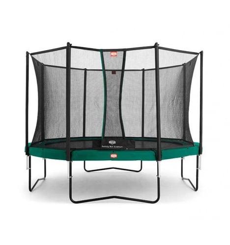 BERG Champion 380 Grøn inkl Comfort sikkerhedsnet