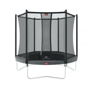 BERG Favorit 270 Grå inkl Comfort sikkerhedsnet