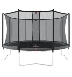 BERG Favorit 330 grå inkl Comfort sikkerhedsnet
