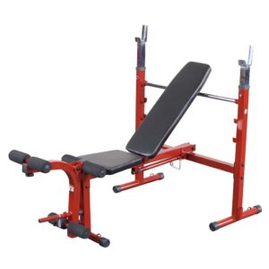 Best Fitness Olympic Bench BFOB10