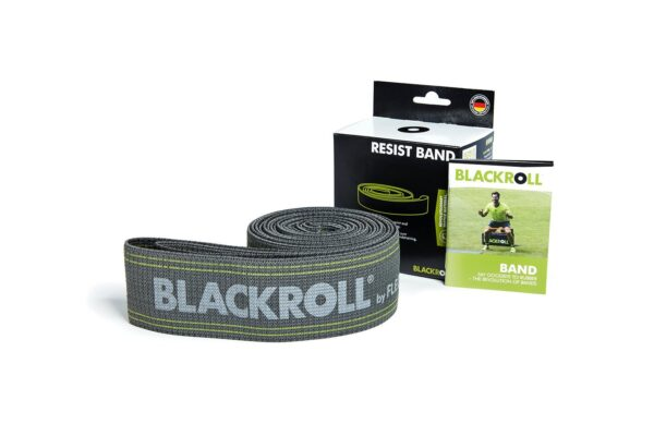 Blackroll Resist Band Grå Træningselastik