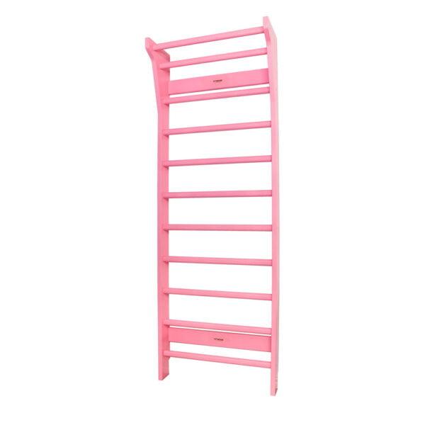 FitWood Upplyft Wallbar Ribbe (Pink)