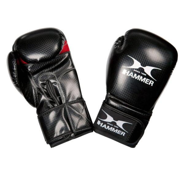 Hammer Fitness X-SHOCK Boksehandsker 12 OZ