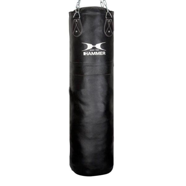 Hammer læder sandsæk (120x35cm - 34kg)