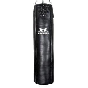 Hammer pro Premium Læder Sandsæk (120cm 34kg)