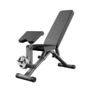IronGym Justerbar Træningsbænk