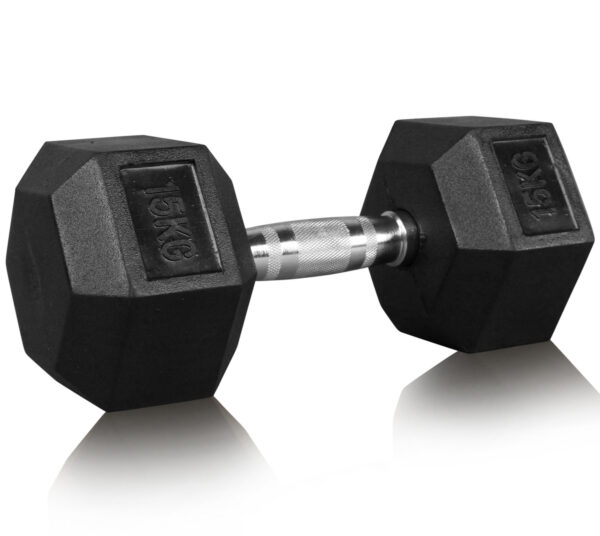 ODIN Hex Håndvægte 15kg (1 stk)