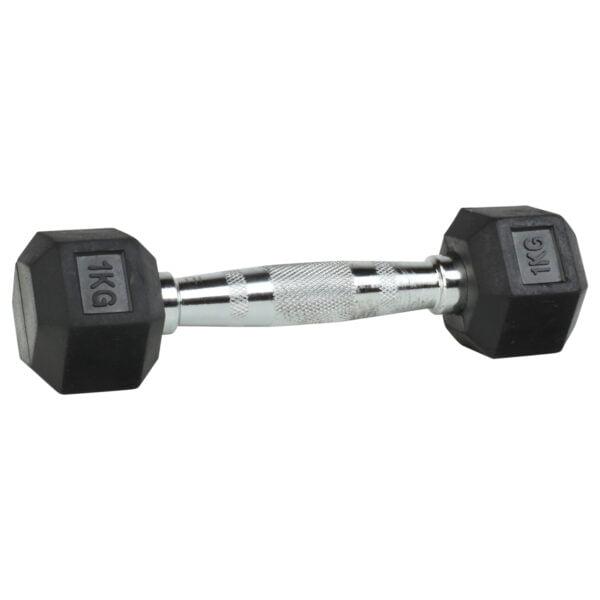 ODIN Hex Håndvægte 1kg (1 stk)