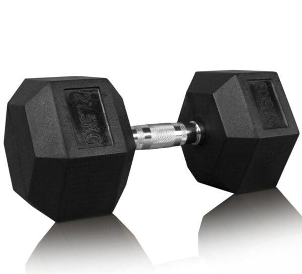 ODIN Hex Håndvægte 27,5kg (1 stk)