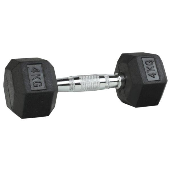 ODIN Hex Håndvægte 4kg (1 stk)