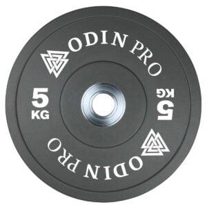 ODIN PRO CPU Bumper Plate 5kg