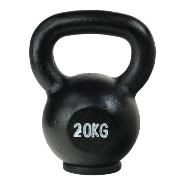 ODIN Støbejern Kettlebell 20kg
