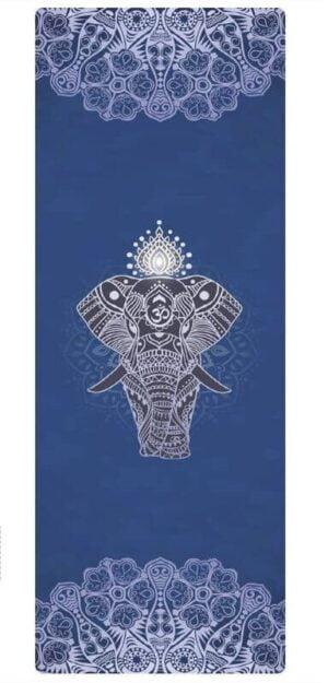Odin Bohemian Elephant Yogamåtte 1,5cm
