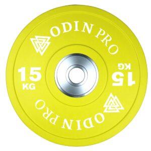 Odin PRO CPU Bumper Plate 15kg