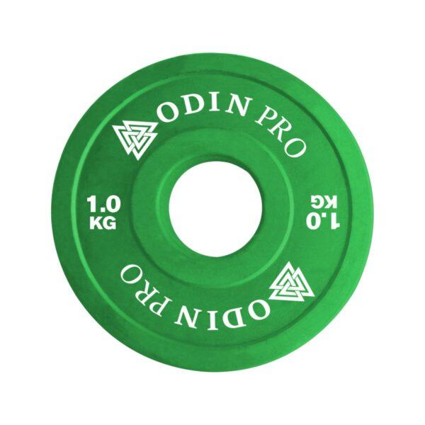 Odin PRO CPU OL Vægtskive 1kg