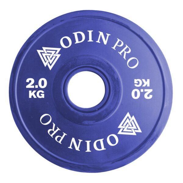 Odin PRO CPU OL Vægtskive 2kg