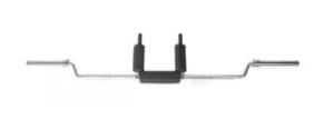 Odin Safety Squat Bar Vægtstang, 220 cm, 22kg, 50mm