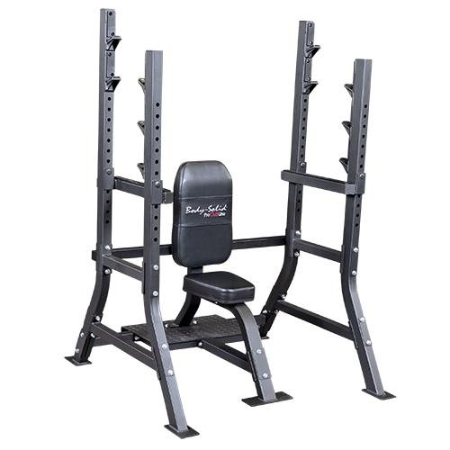 Pro Clubline Incline Olympic Bench SOSB250