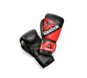 Reebok Combat Leather Training Glove Boksehandsker 14oz