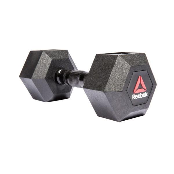 Reebok Functional Dumbbell Hex Håndvægte 50kg (1 stk)