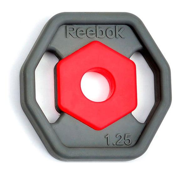 Reebok Rep Disc Vægtskiver 2 x 1,25 kg