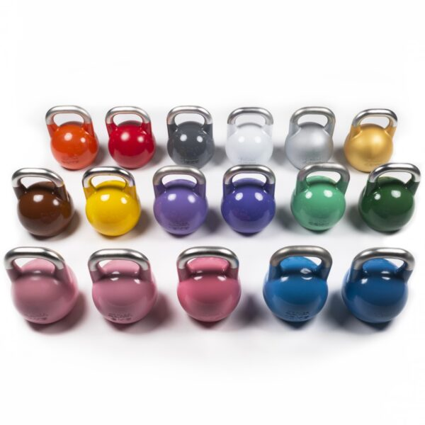 Thor Fitness Color Competition Kettlebell 10kg
