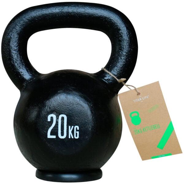 Titan Life Gym 20kg Kettlebell