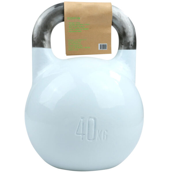 Titan Life Gym 40kg Kettlebell Steel Competition