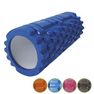 Tunturi Yoga Grid Foamroller - 33 cm /Blå