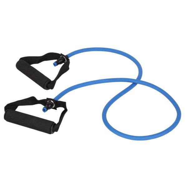 cPro9 Exertube Træningselastik Niveau 0 X-Let Blå