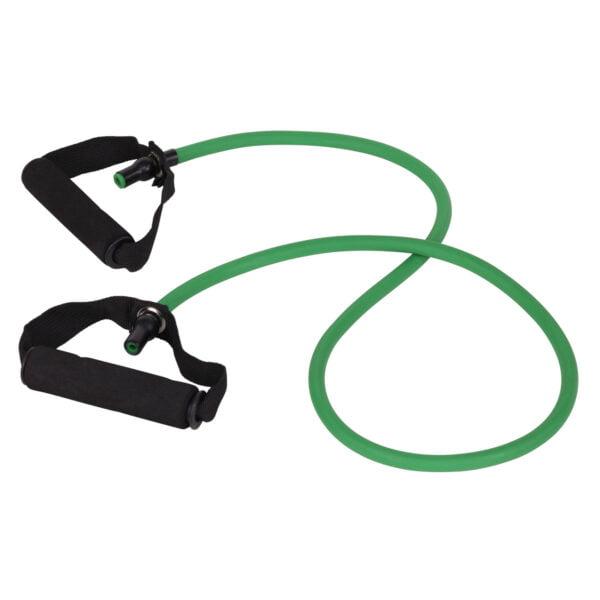 cPro9 Exertube Træningselastik Niveau 1 Let Grøn