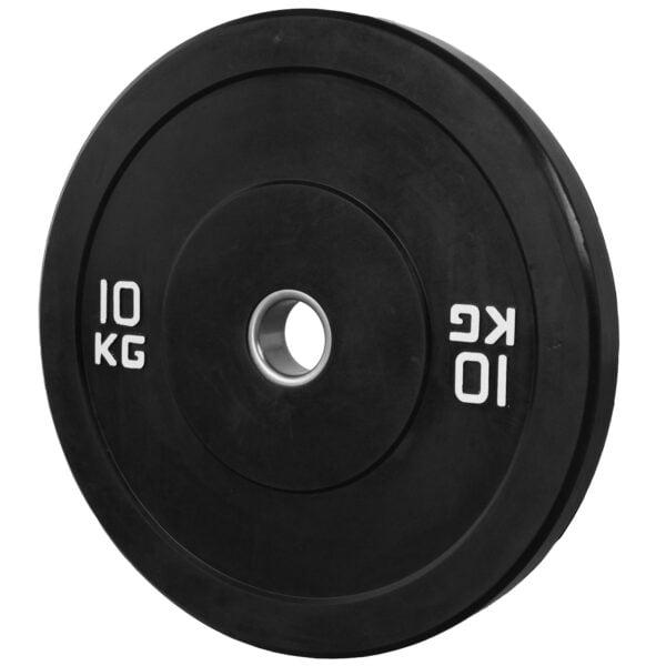 cPro9 Olympic Bumper Vægtskive 10kg (1 stk)