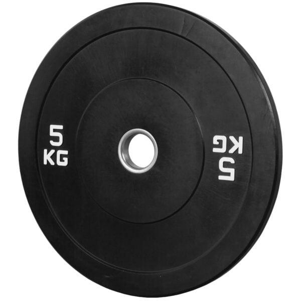 cPro9 Olympic Bumper Vægtskive 5kg (1 stk)