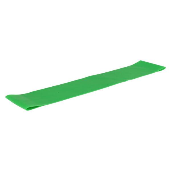 cPro9 Træningselastik Fitness Elastik Level 1 Grøn Let
