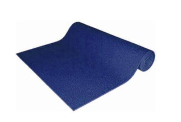 cPro9 Yogamåtte 173 x 61 x 0,6 cm Blå